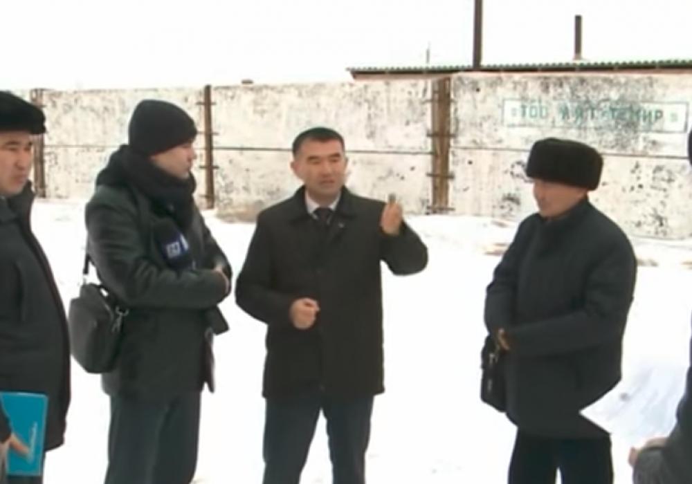 Кызылординский предприниматель заявил, то местные власти не дают его заводу работать