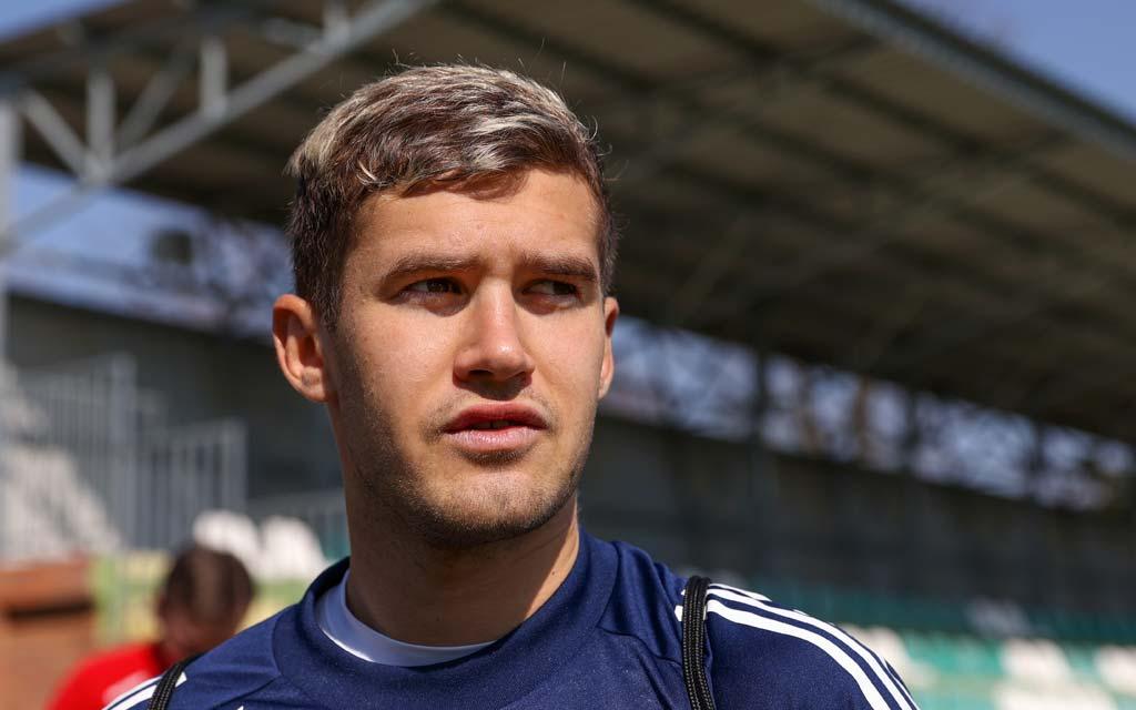 Футболист «Арсенала» Ломовицкий изолирован из-за симптома ОРВИ
