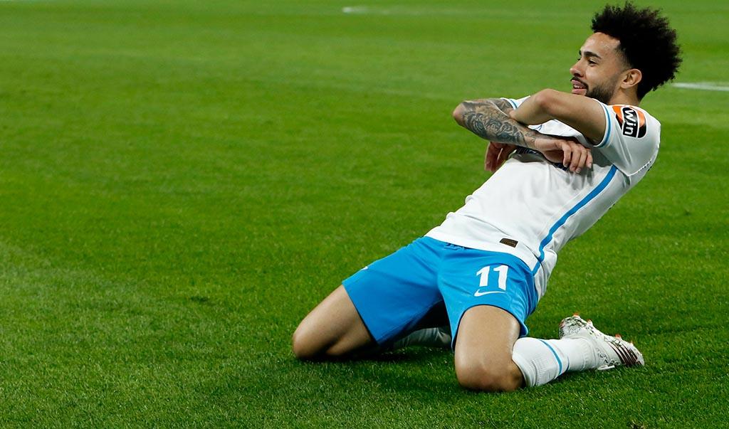 Семак рассказал, почему Клаудиньо пропускает матч «Зенита» против «Сочи»