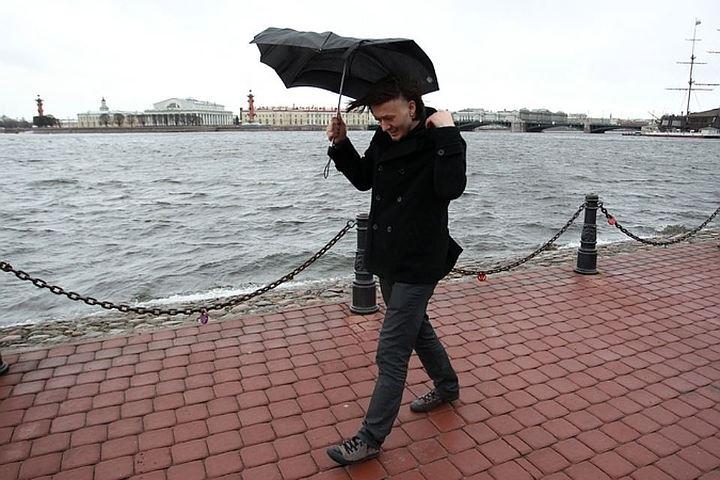 На российскую столицу обрушатся гроза ишквалистый ветер