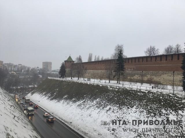 Вначале рабочей недели вУльяновске предполагается небольшой дождь