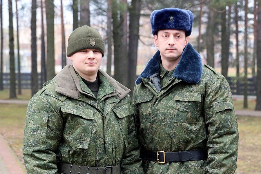 одна новая форма армии россии фото вакансий