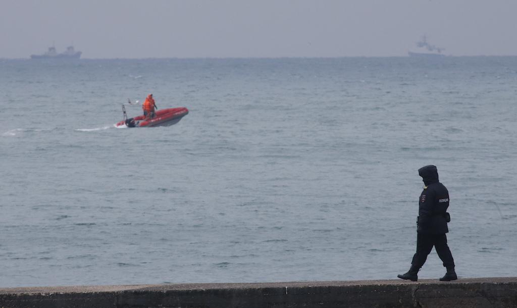 Срочно! Погибло 92 человека разбился самолет ТУ-154 в Сочи (16 фото + 4 видео)