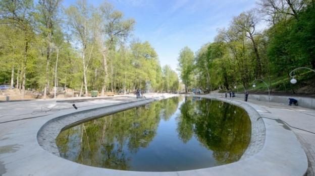 В основном парке Воронежа появятся барбекю-поляна и дорога для маунтинбайка