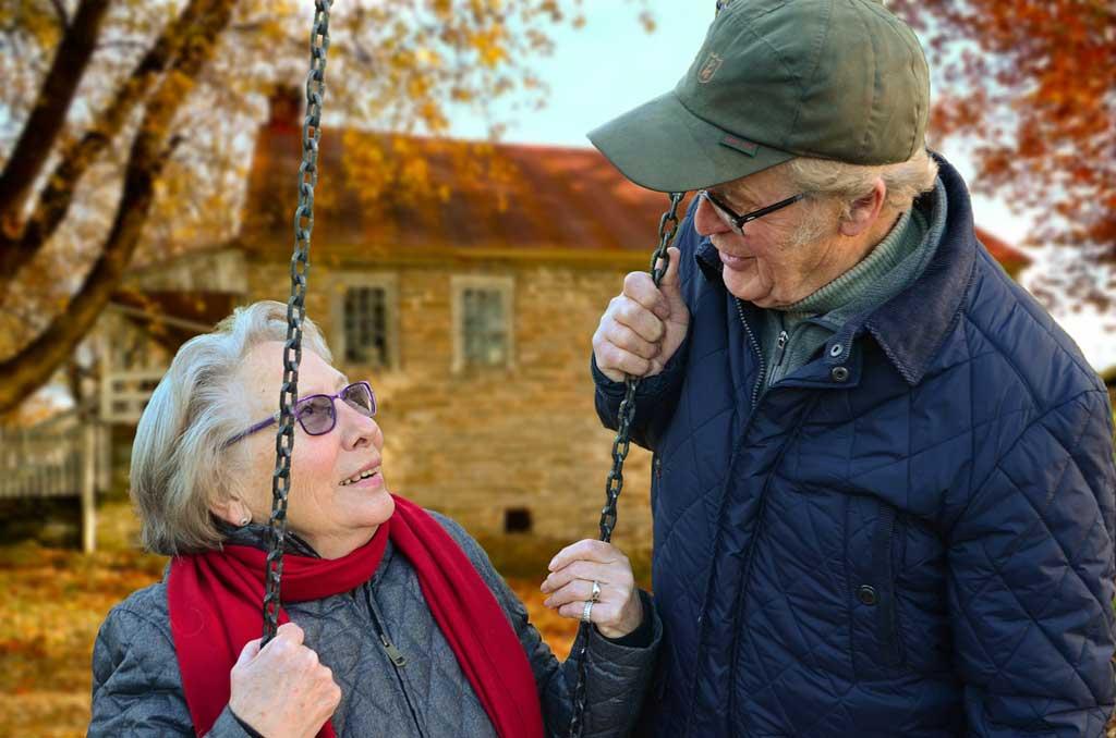 Сексуальные отношения в пожилом возрасте