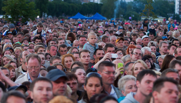 Жители России назвали самые яркие события октября
