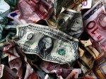 Курс доллара упал