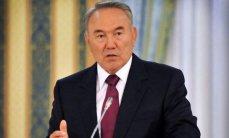 Назарбаев рассказал об итогах переговоров в Сочи