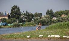 Первый за лето оранжевый уровень опасности объявлен из-за жары