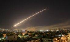 Что известно о военной операции США, Великобритании и Франции в Сирии