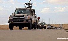 Что известно онаступлении мятежного маршала настолицу Ливии