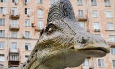Определена скорость передвижения гигантских динозавров