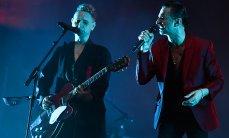 Концерт Depeche Mode в Минске отменили из-за болезни Дэйва Гаана