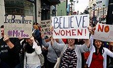Карьеры американских звезд рушатся из-за обвинений в домогательствах