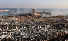 Взрыв в Бейруте: больше 200 погибших и чрезвычайное положение