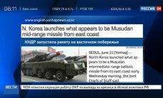 """Совбез ООН в очередной раз пригрозил КНДР """"значительными мерами"""""""