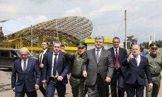 Порошенко заявил о готовности помочь восстановить территорию Молдовы