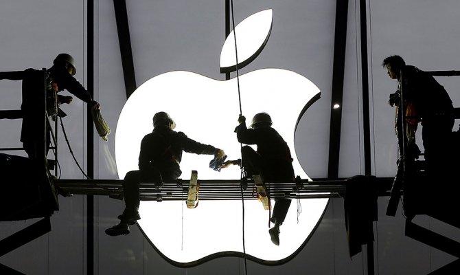Apple подала иск кФТС Российской Федерации
