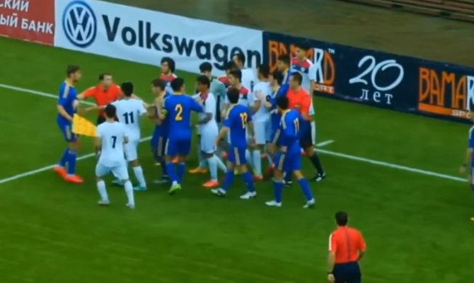 Казахстан поборется за2-3 места вгруппе, АКубка Содружества