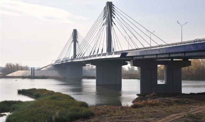 части мостового перехода «