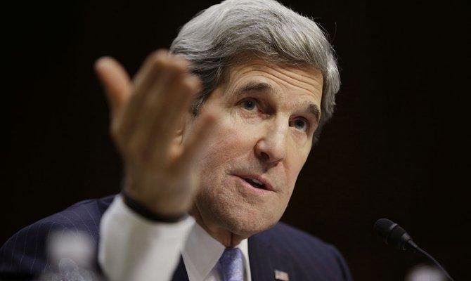 Джон Керри: исполненье договоров «Минск-2» ответственны все стороны