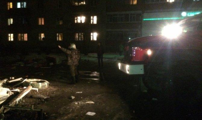 В жилом доме в Ярославле взорвался газ. Есть погибшие