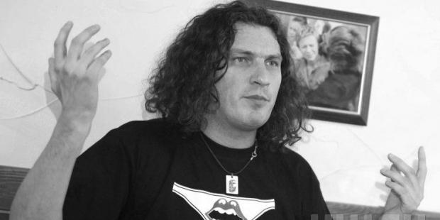 Лидера группы «Скрябин» похоронят завтра под Львовом