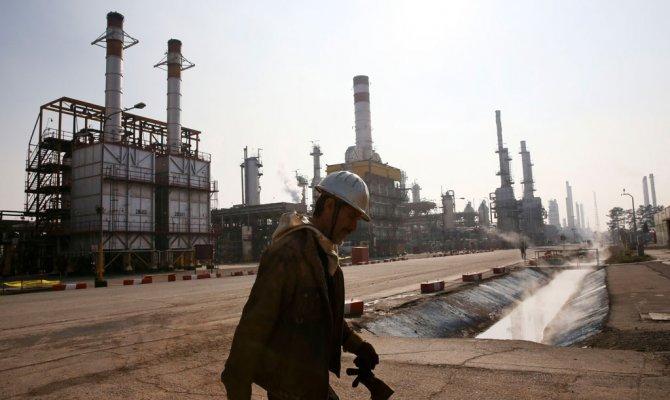 Нефть Brent торгуется около $34 забаррель