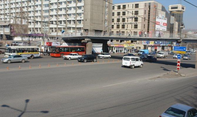 автобусного маршрута № 99