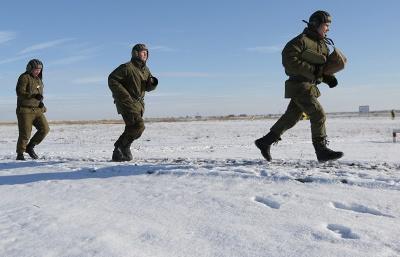 ВЮжный военный округ пришли с неожиданной проверкой