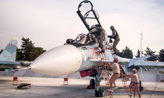 В США заявили о достижении Россией ключевых целей в Сирии