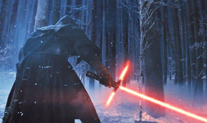 Новые 'Звездные войны' побили рекорд в американском прокате