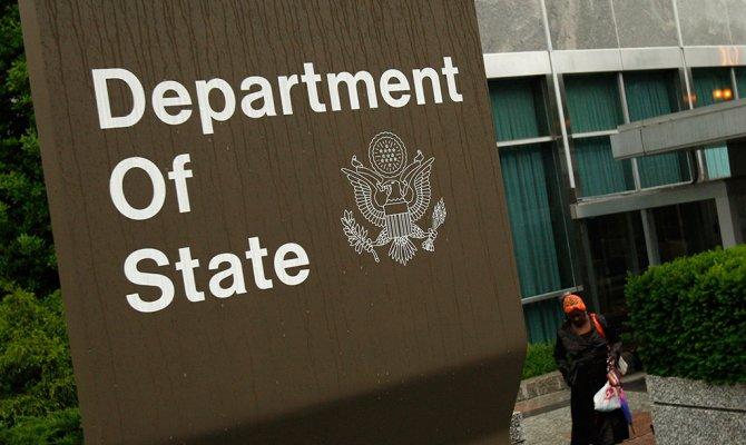 Санкции противРФ могут отменить уже внынешнем году — Госдеп США
