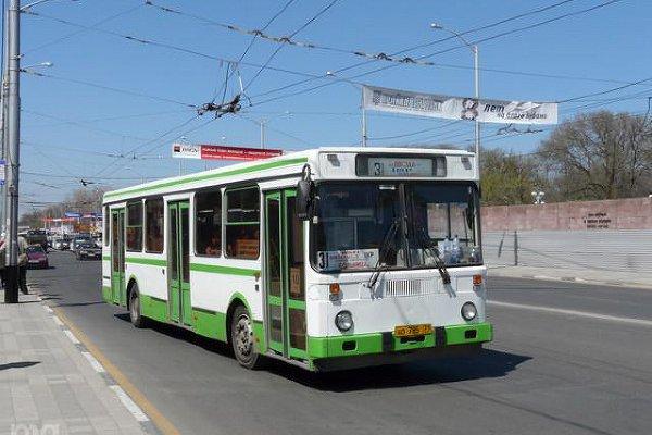 Новая схема движения автобуса