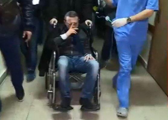 """Корбана везут из больницы в суд, - """"Укроп"""" - Цензор.НЕТ 1126"""