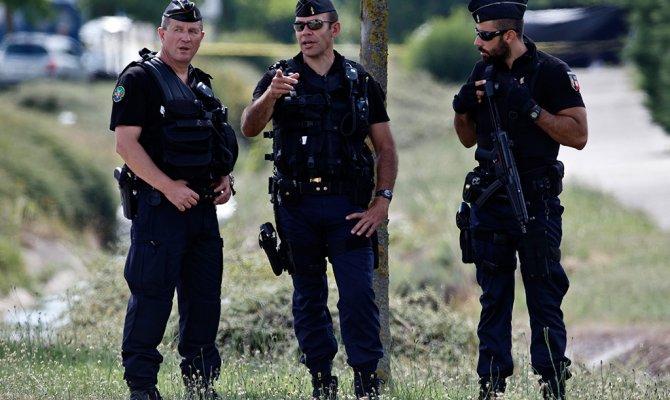 Во Франции предотвратили попытку теракта