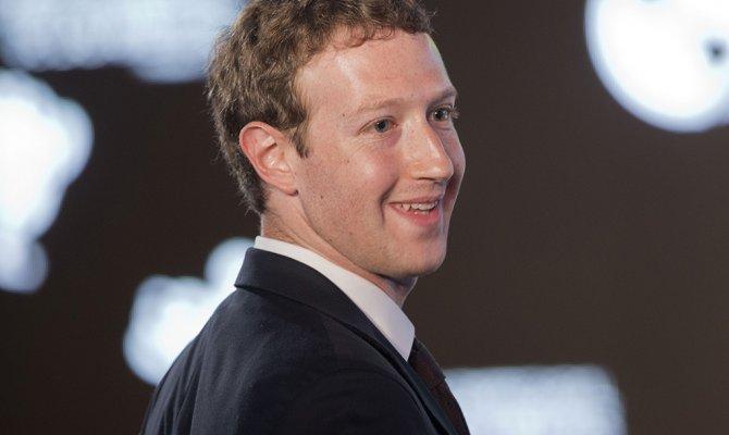 Bloomberg Business: самый богатый еврей планеты основатель Facebook
