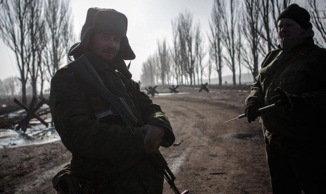 Столкновения в Широкино под Мариуполем продолжаются