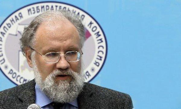 Источники вКремле опровергли слухи оботставке Чурова