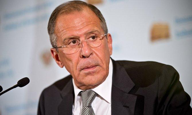 Сергей Лавров: Российская Федерация незабудет Турции пособничества террористам