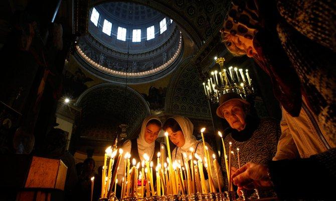 Мощи святого князя Владимира в Перми до воскресенья