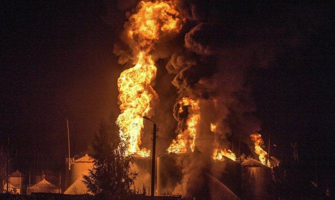Відвертість начальника караулу м. Боярка з приводу неспроможності ДСНС вчасно ліквідувати пожежу на БРСМ