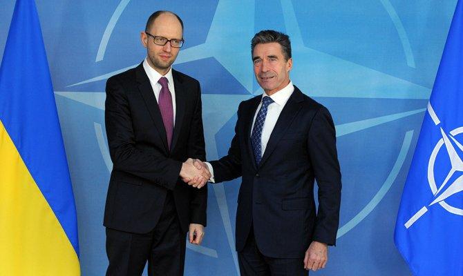 Украина на сегодняшний день не готова к вступлению в Североатлантический альянс