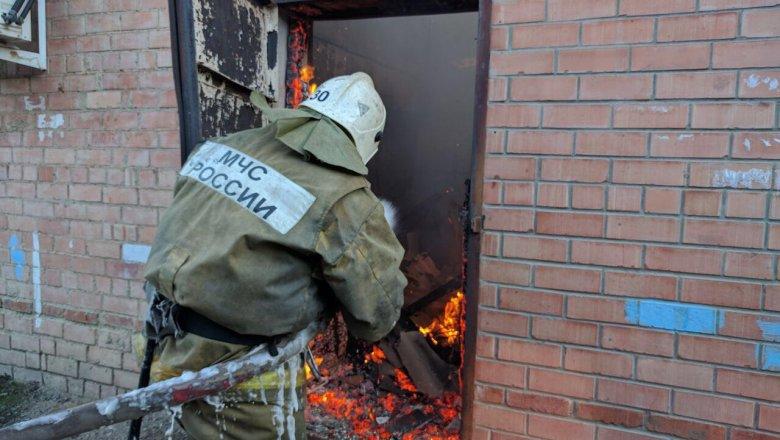 На РФ продолжает гореть: Вэтот раз загорелось наКубани