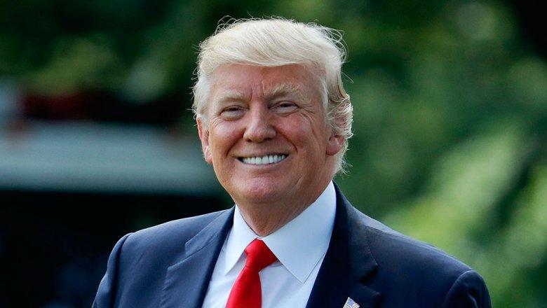 Трамп пояснил  значение таинственного  «затишья перед бурей»