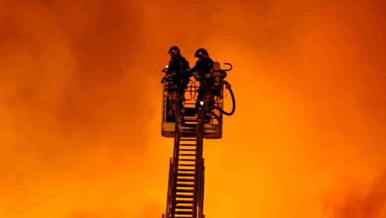 Пороховой завод вКазани зажегся  из-за бюстгальтера