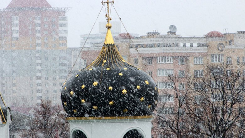 ВАлтайском крае объявлено штормовое предупреждение из-за снега игололеда