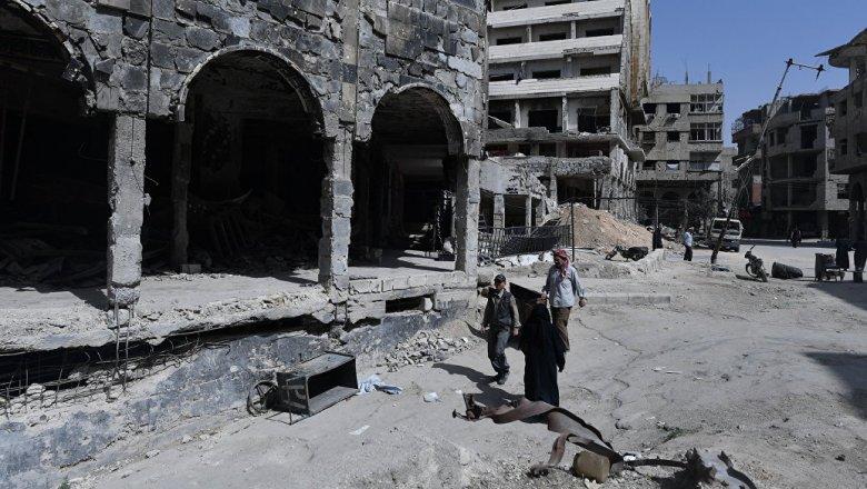 Очередное свидетельство изготовления химоружия боевиками найдено вСирии