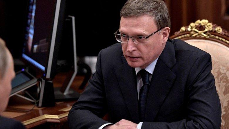 Бурков ифедеральный министр обсудили омские дороги