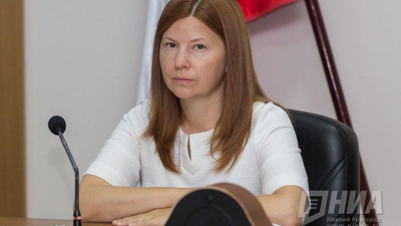 Елизавета Солонченко непланирует выдвигать свою кандидатуру навыборы председателя нижегородской Думы